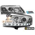 Audi A6 C6 DRL xenon esituled