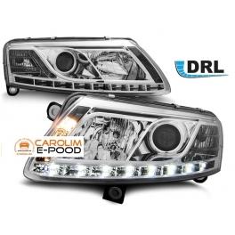 Audi A6 C6 DRL esituled