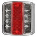 4 funktsiooniga haagise LED tagatuli