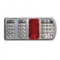 5 funktsiooniga käru parem LED tagatuli