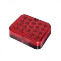 Käru LED udutuli, punane