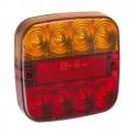 5 funktsiooniga haagise LED tagatuli, 12V