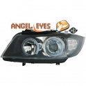 BMW E90 angel eyes esituled