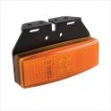Haagise LED suunatuli, kollane 12V/24V