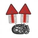 Haagise LED tuled magnetiga