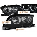BMW E46 LED angel eyes esituled