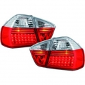 BMW E90 LED tagatuled