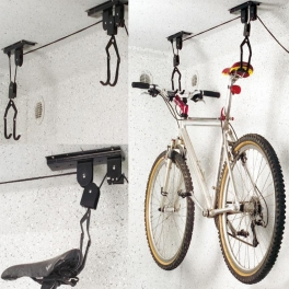 Jalgratta lift lakke kinnitatav