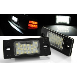 Volkswagen LED numbrituled