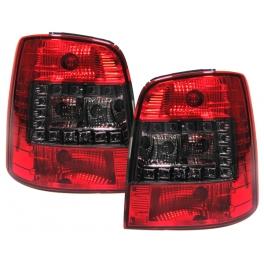 Volkswagen Touran LED tagatuled