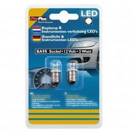 LED parktule pirn ba9s 12V