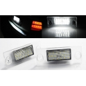 Audi A4 B5 LED numbrituled