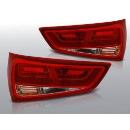 Audi A1 LED tagatuled
