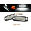 Volvo LED numbrituled