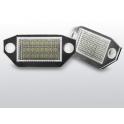 Ford Mondeo MK3 LED numbrituled