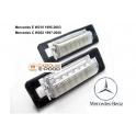 Mercedes LED numbrituled