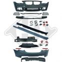 BMW F10 LCI M-Performace bodykit
