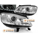 Opel Zafira A DRL esituled