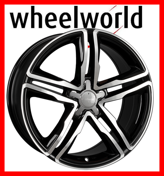 Wheelworld valuveljed